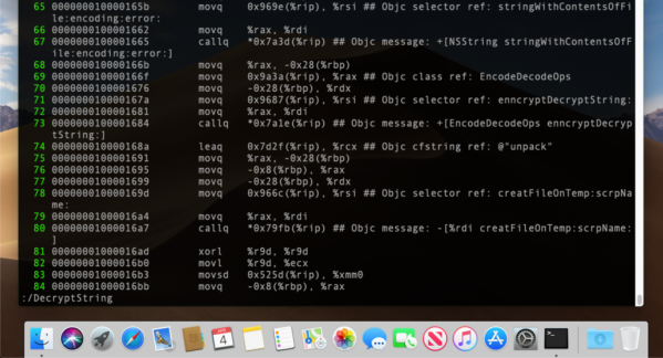 How to reverse malware an Apple's MAC/OS without getting infected | PART 1