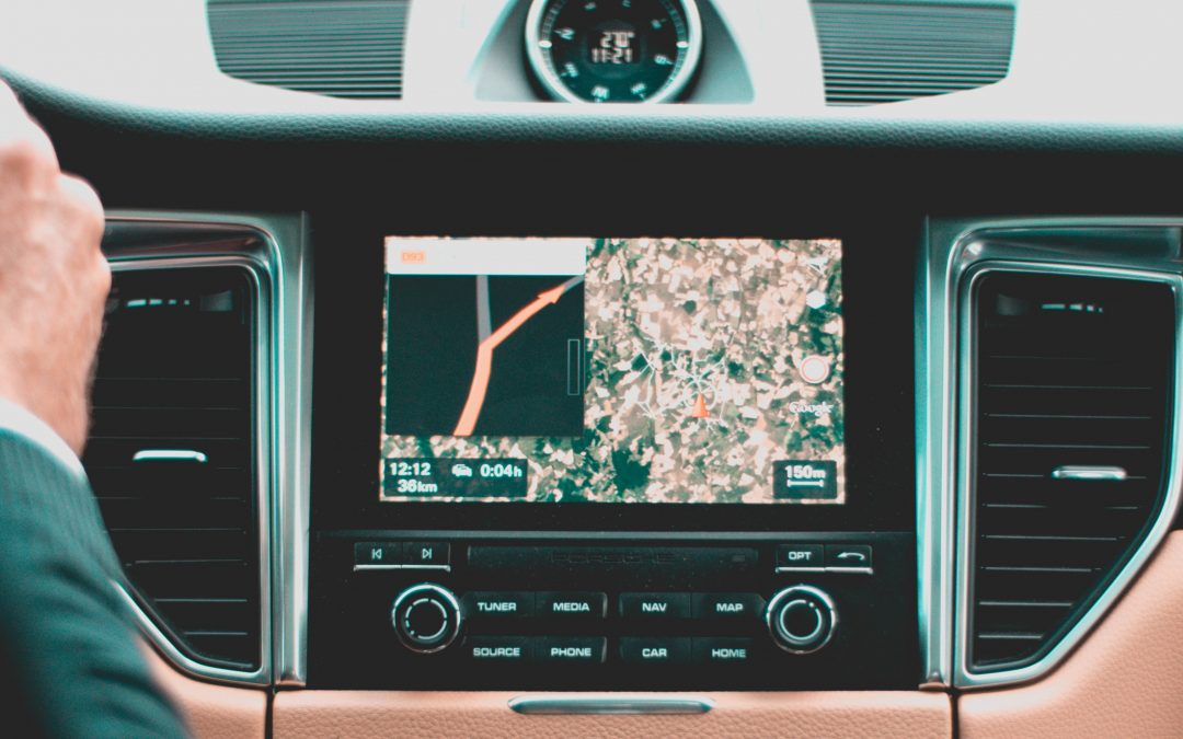 Love your GPS? Well hackers do to!